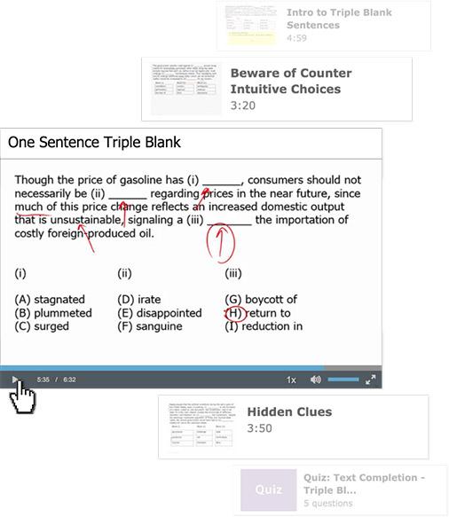video example