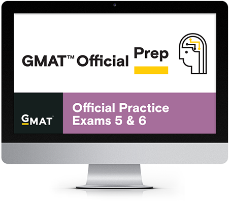 GMAT Official Practice Exams 5 and 6
