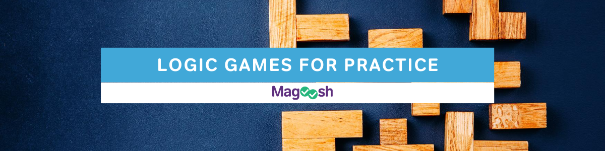 Magoosh Official Logic Games for Practice