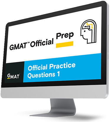 GMAT Official Practice Questions 1
